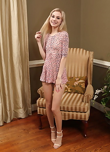 xxx pics Cute blond teen Chanel Shortcake, ass , blonde