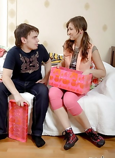 russian xxx pics Young russian cutie seduced for sex, blowjob , hardcore