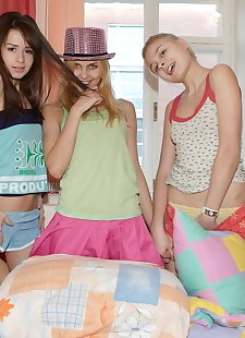 xxx pics Teen sasha blonde with her young, Sasha Blonde , blonde , lesbians  All