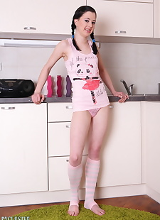 xxx pics Sex in the kitchen - part 3419, petite , skinny