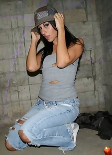 xxx pics Playing in the basement with some, Raven Riley , pornstars , brunette