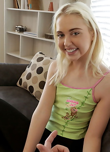 xxx pics Hot young blonde girls Chloe Couture &, blonde , blowjob