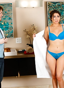 xxx pics Latina masseuse Melissa Moore delivers, ass , lingerie