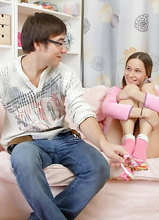 xxx pics Young blonde girl in cute socks and, ass , blonde