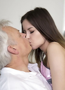 xxx pics Old and young lovers break thru, ass , blowjob